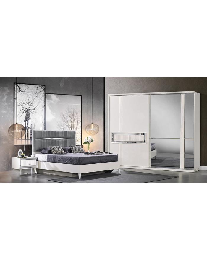 MELODY Schlafzimmer-Set (6-tlg.)