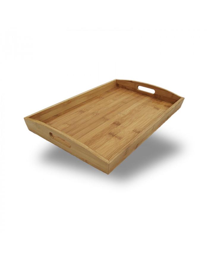 NEPTUN Bambus Serviertablett 44,5x29,5x5,5cm (M)