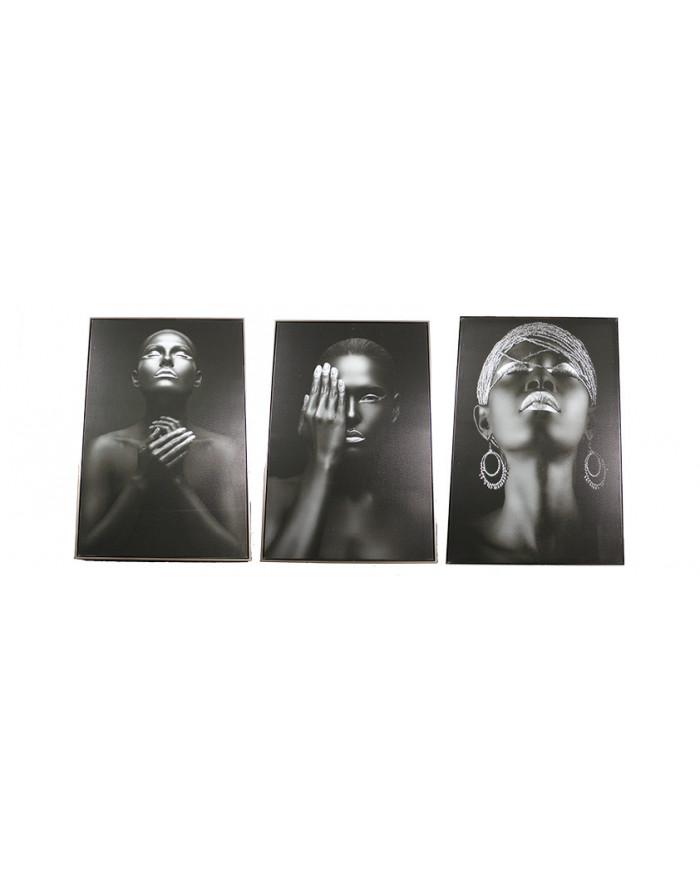 Kunstdruck mir Rahmen 60x90...