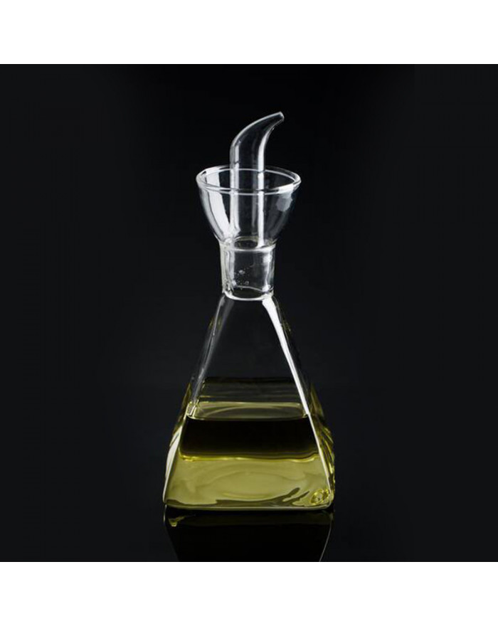 Ölkaraffe Glas 500 ML