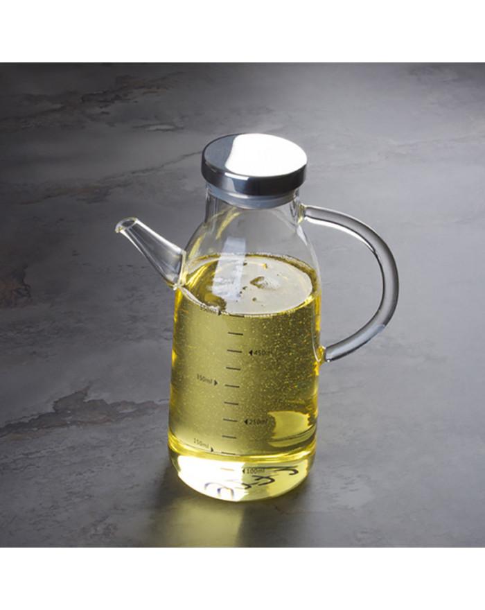 Ölflasche Glas Essigflasche...