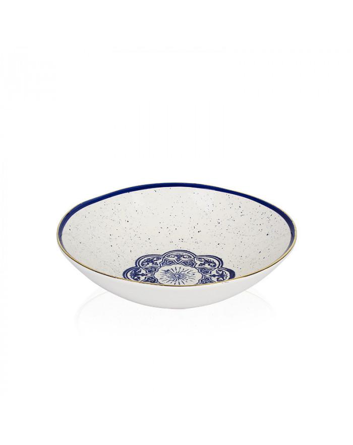 Safir Salatschüssel Keramik...
