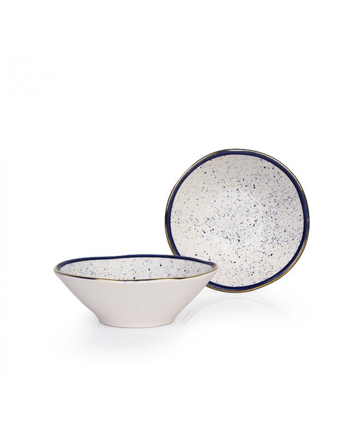 Safir Suppenschale Keramik...