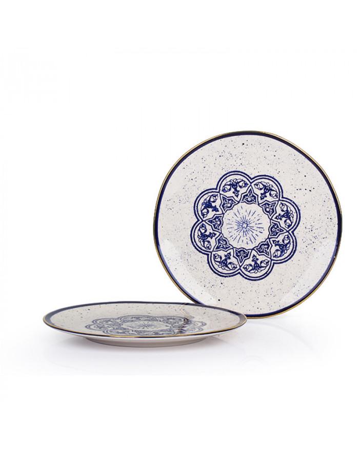 Safir Kuchenteller Keramik...