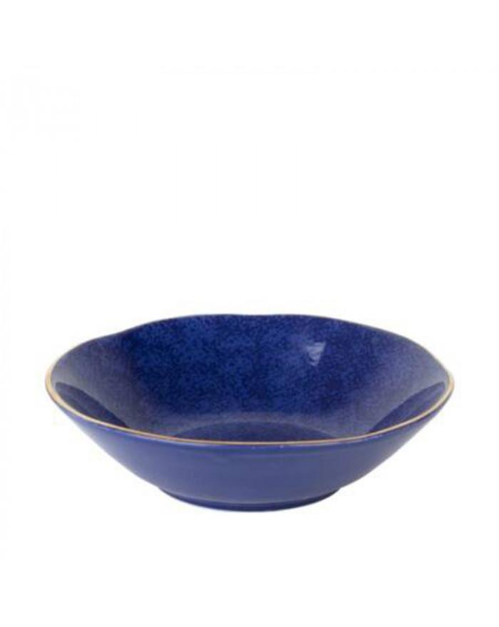 Safir Schale Keramik rund...