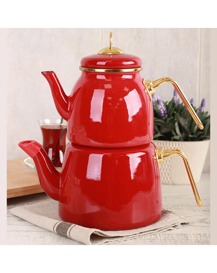 ROMA Teekannenset Rot