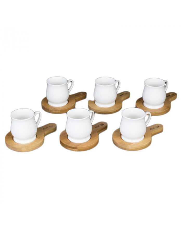 Mocca Set 6 Pers....