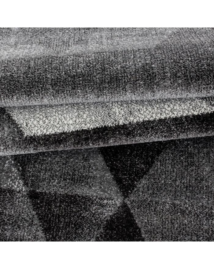 Moderner Designer Teppich LIMA 1920 GRAU