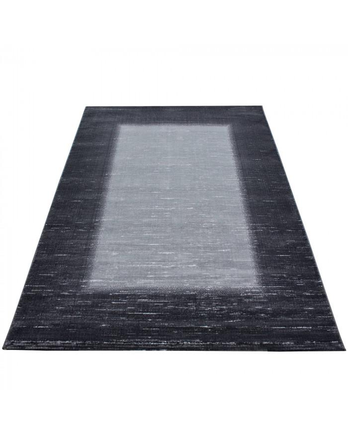 Moderner Designer Glitzer Teppich TOSCANA 3160 GRAU
